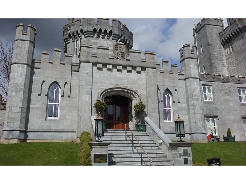 Chauffeur Driver Dromoland Castle