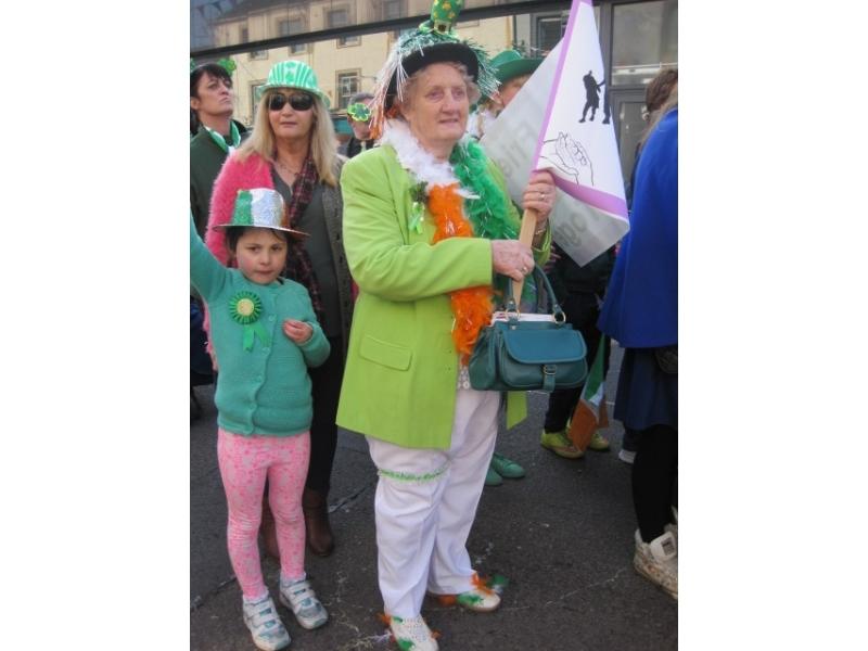 Chauffeur to Dublin Parade