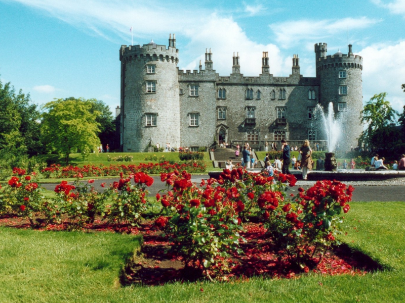 chauffeur-tour-of-kilkenny-castle