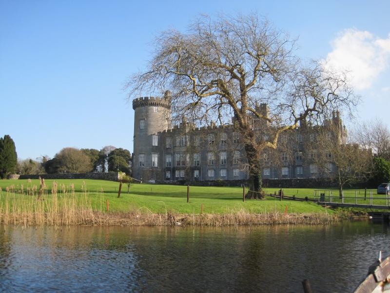 Chauffeur Tours Dromoland Castle
