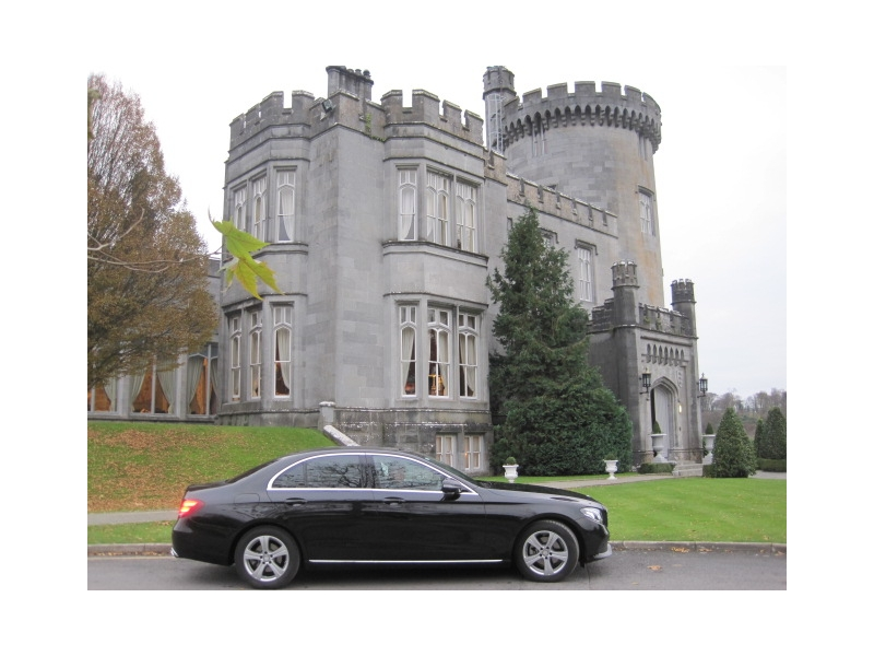Chauffeur tours of ireland