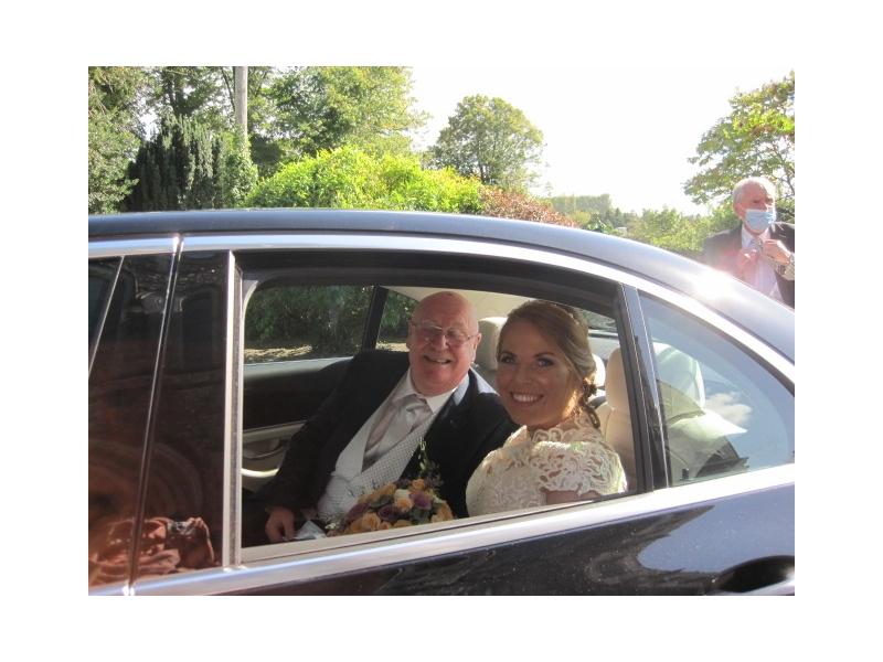 Luxury Wedding Cars Offaly