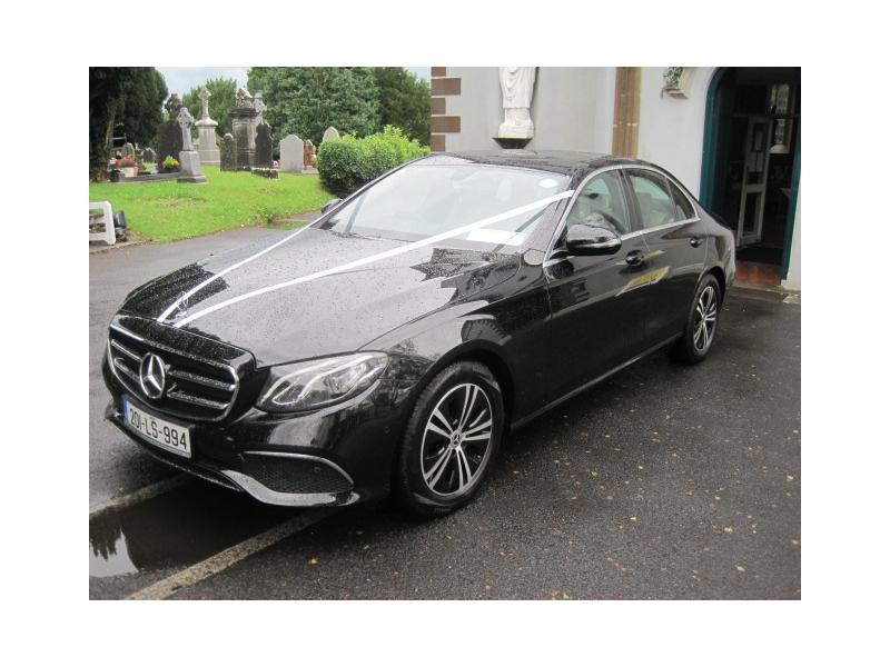 Luxurious Wedding Car Co Laois