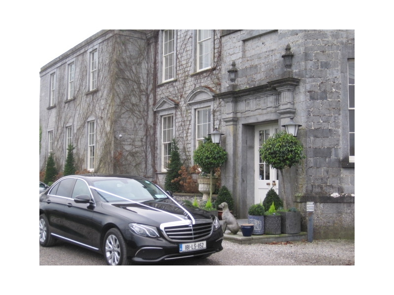 Luxurious Wedding Cars Midlands Hotel