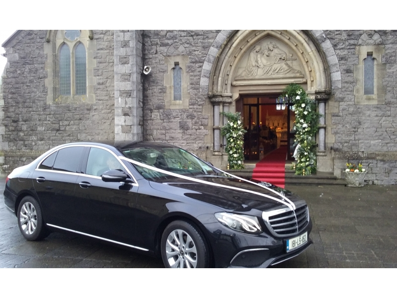 Luxury Wedding Car Carlow