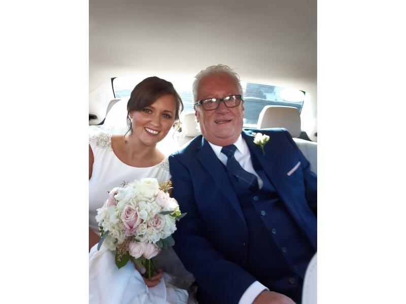 Luxury Wedding Car Hire Birr Co Offaly