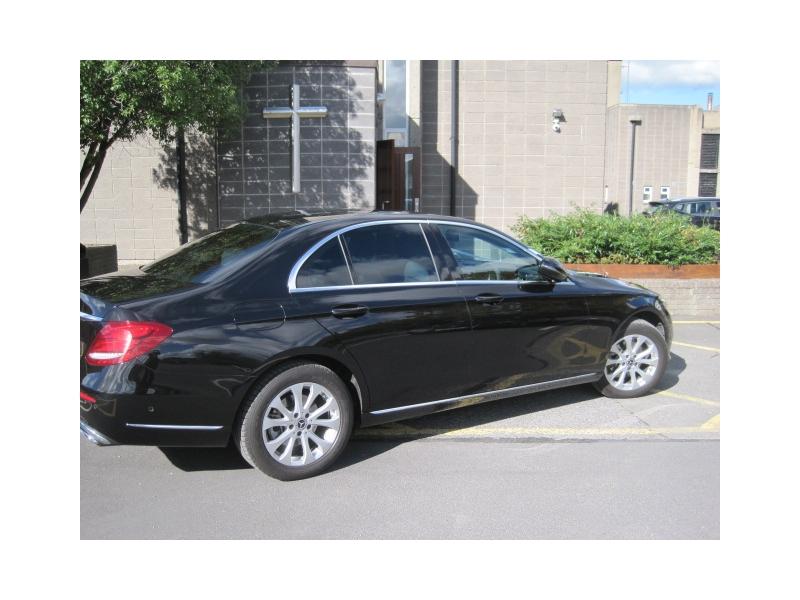 Luxury Wedding  Car K Club