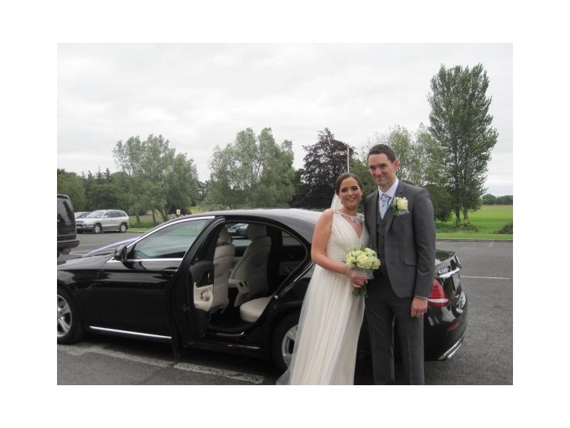 Luxury Wedding Car Kildare