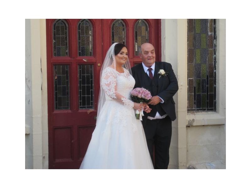 Luxury Wedding  Car Hire Killashee House Kildare