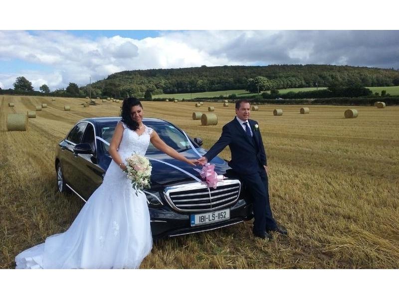 Luxury Wedding Car Portlaoise