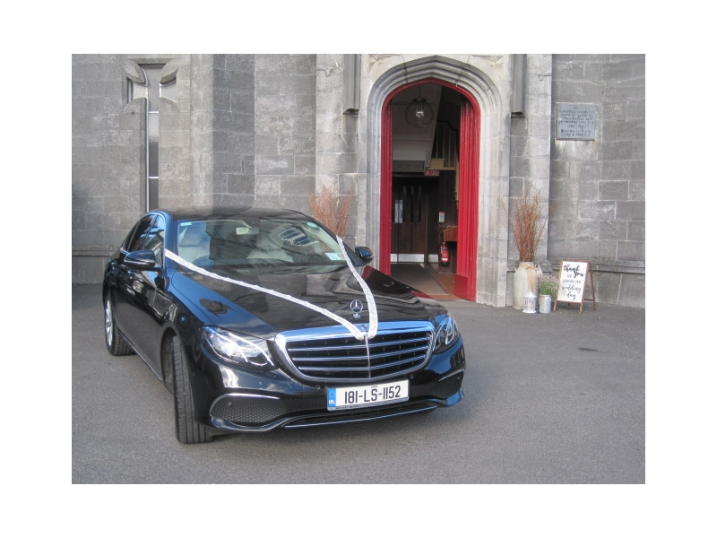 Luxury Wedding Car Portlaoise Co Laois