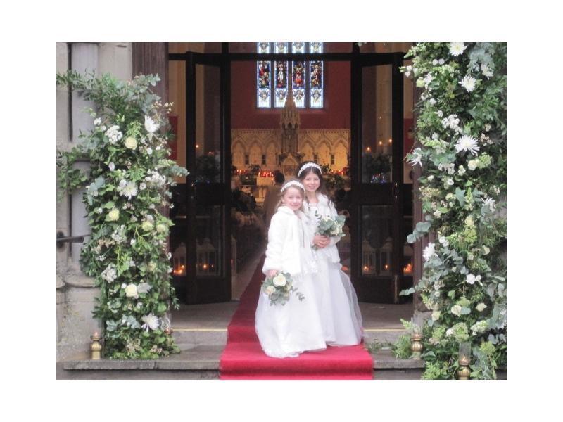 Modern Luxury Wedding Car Killeshin Hotel Portlaoise