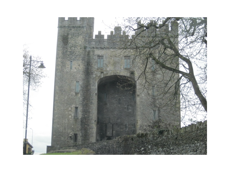 private-chauffeur-bunratty-castle