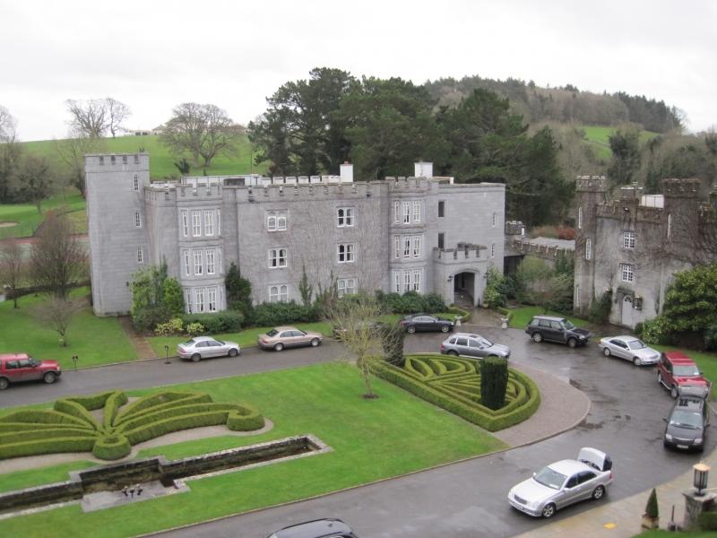 private-chauffeur-durrow-castle