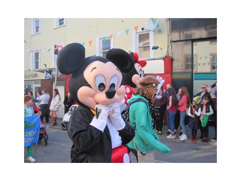 Private Chauffeur to Dublin Parade