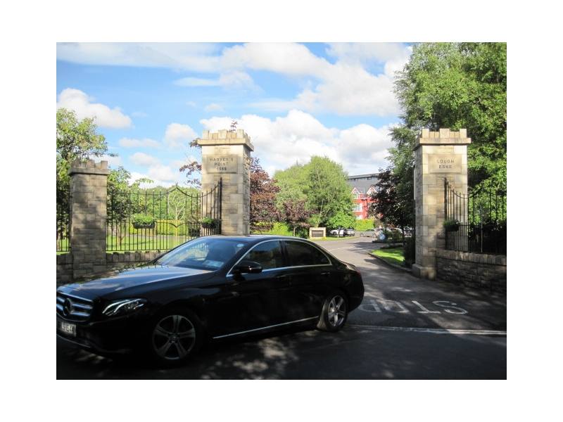 Private Chauffeur Tours Donegal