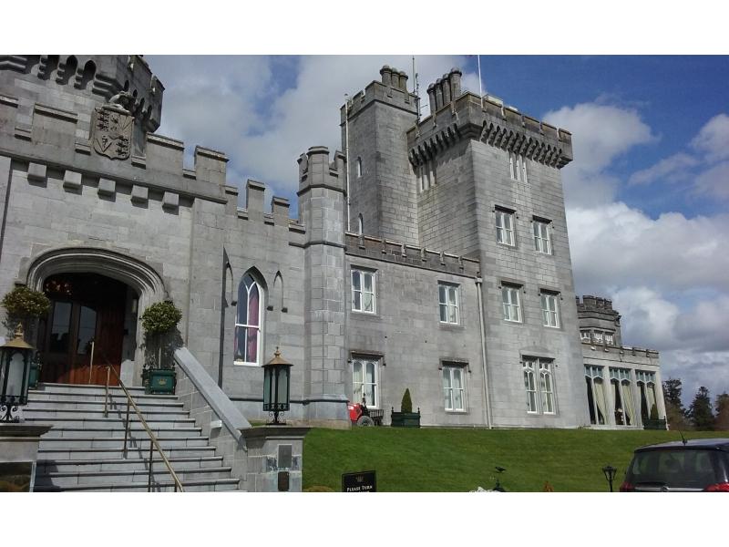 Private Driver Dromoland Castle
