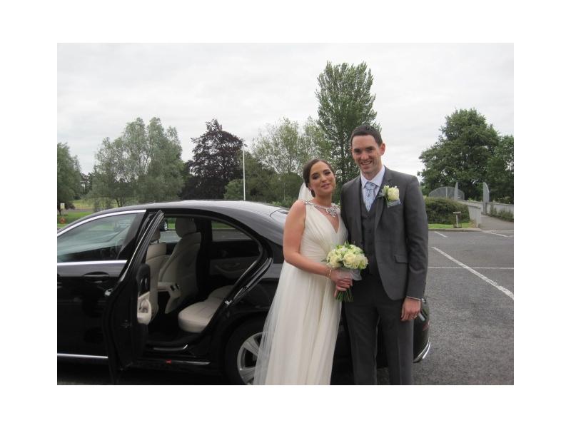 Wedding Car Hire Newbridge