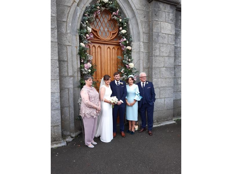 Wedding Car K Club Co Kildare