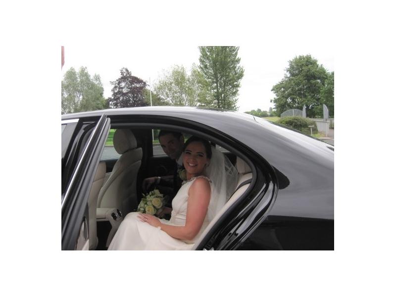 Wedding Car Killashee