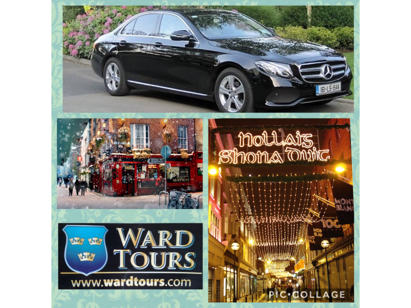 Private chauffeur tours of ireland